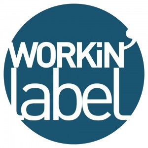 working label